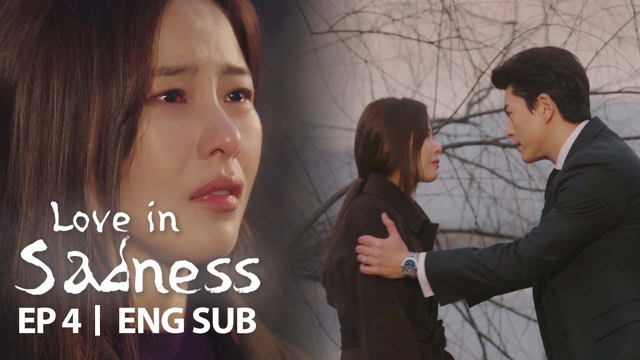 """Ryu Soo Young """"You only think about running away"""" [Love in Sadness Ep 4]"""