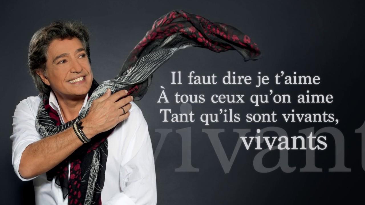 Frédéric François A Tous Ceux Quon Aime Opéra Video Lyrics