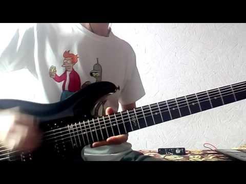 Eskimo Callboy | The Scene feat. Fronz | Guitar cover