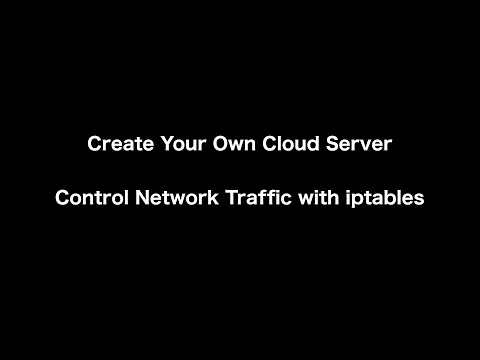 1.6-control-network-traffic-with-iptables---setting-up-a-cloud-server