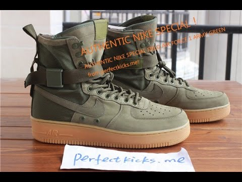 nike air force 1 army