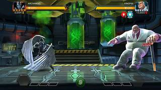 MCOC CHAMPION HYPERION ARCHANGEL / KINGPIN
