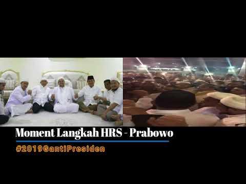Habib Rizieq Mendesak Terjadinya Koalisi Gerindra PKS PAN Dan PBB