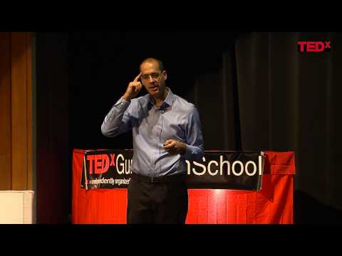 Emotional Intelligence- The Skills Our Students Deserve | Ronen Habib | TEDxGunnHighSchool