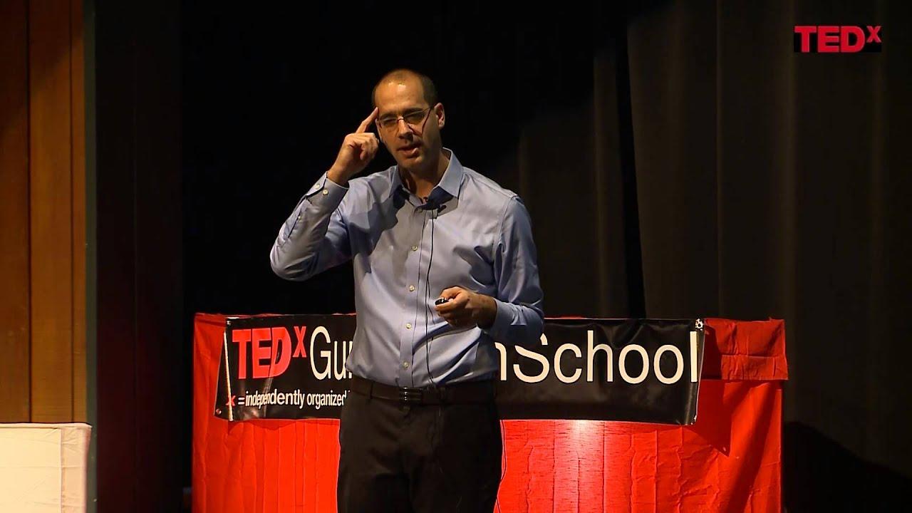 Emotional Intelligence- The Skills Our Students Deserve   Ronen Habib   TEDxGunnHighSchool