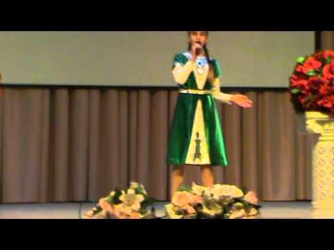 Армянская песня -ЛИАНА САФАРЯН (Айенк менк)10лет ансамблю нарек