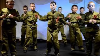Праздничный концерт,  посвященный Дню Победы 9 мая: