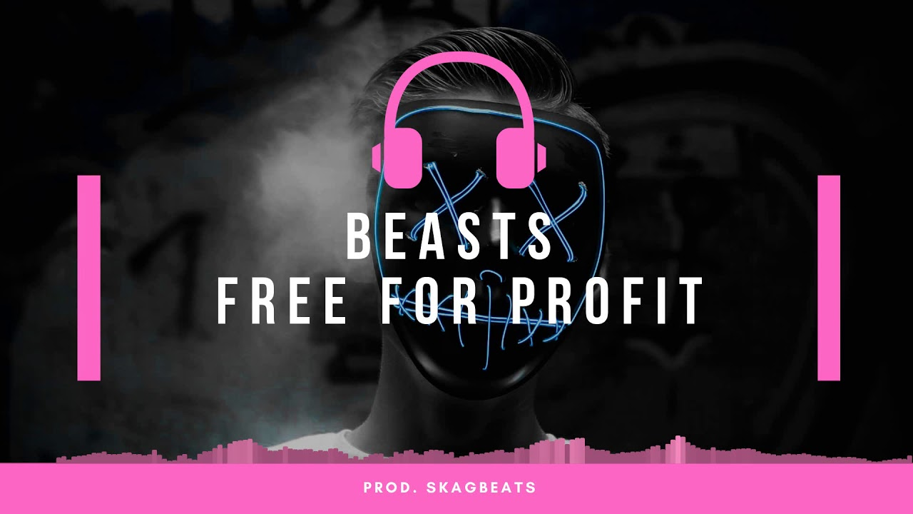 (Free For Profit) Hard Melodic Trap Beat 2020 II Beasts II Prod. Skagbeats