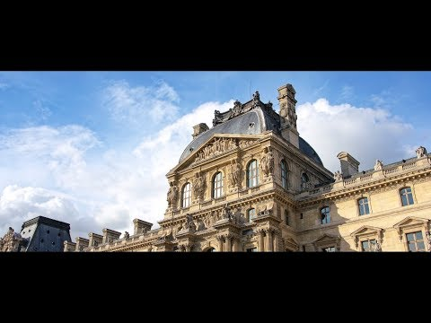 Parisian summer in cinematic 4K, Ursa Mini 4.6K raw.