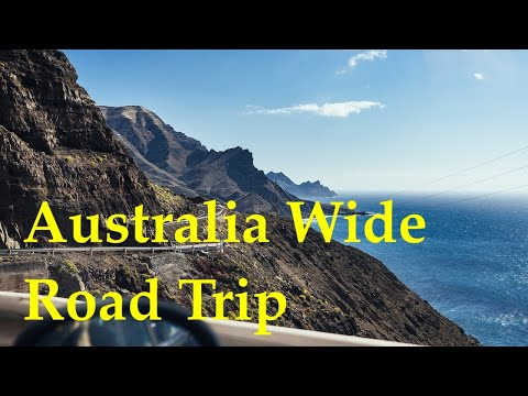 Australia Wide Road Trip - Day 1, Part 1 : Sydney To Cobar
