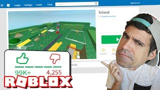 THE WORST GAME WITH MORE ROBLOX VOTES!! | Rovi23 Roblox in Spanish
