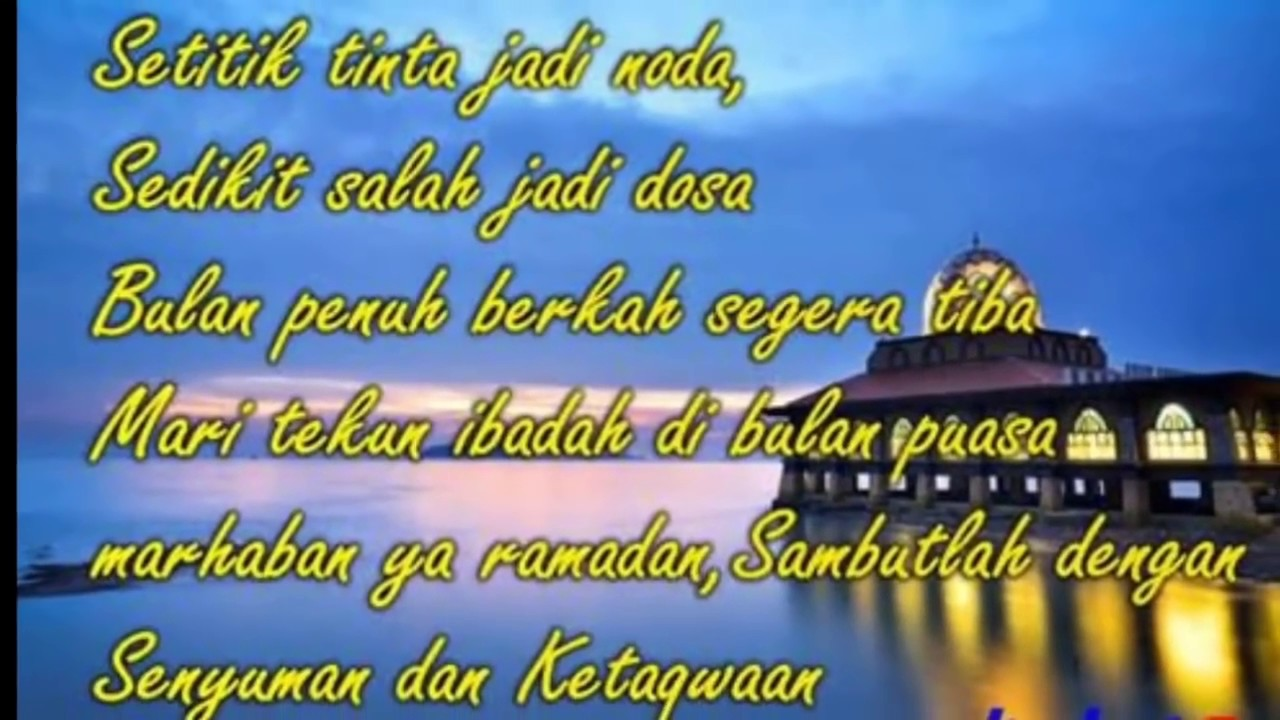 Kata Kata Mutiara Di Bulan Suci Ramadhan Quotemutiara
