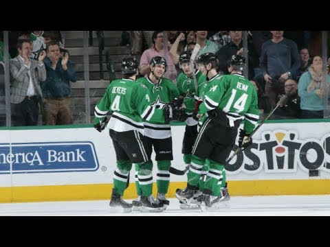 Most Memorable Goals from the Dallas stars in their history (until 2017)