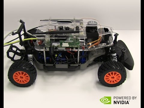 MIT Autonomous RC Cars with NVIDIA Jetson embedded technology