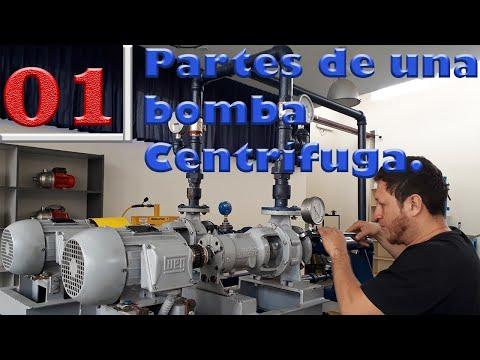 01. Componentes de una bomba centrifuga || Presentación Sist. bombeo
