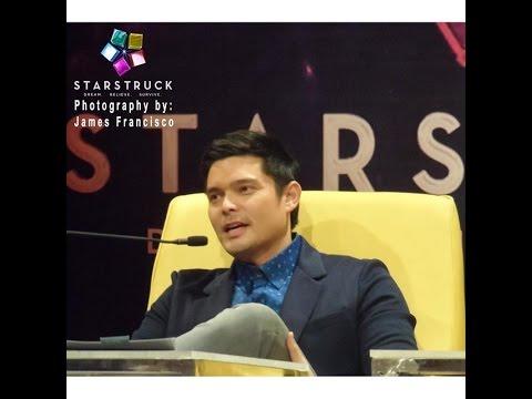 StarStruck VI with Dingdong Dantes (live, 10/09/15)