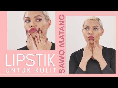 tips-memilih-lipstik-untuk-kulit-sawo-matang