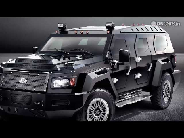 Conquest Evade unarmored SUV now in India for Rs 8.5 crore ...