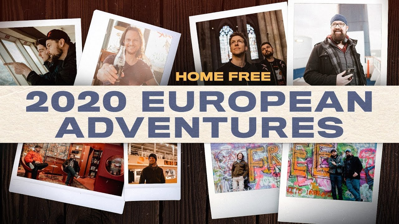 HOME AWAY FROM HOME Episode 15: European Adventures (Part 1)