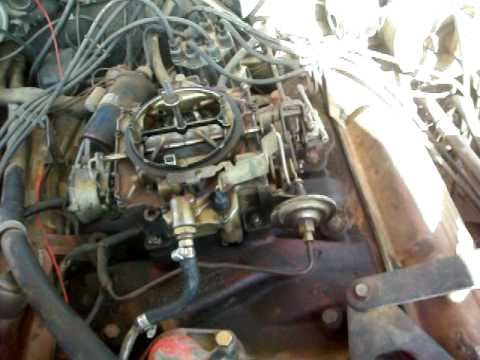 Vacuum lines on the 1963 Oldsmobile 98 - YouTube