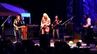 The True Spokes play Unravel live at The Summer Meltdown 2011 with Andy Coe