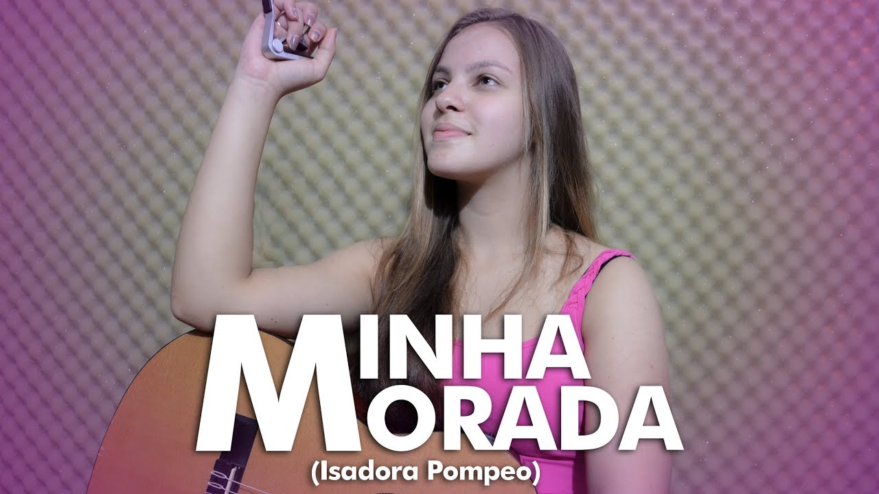 Cíntia Dias | MINHA MORADA (Isadora Pompeo)