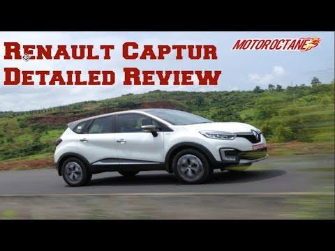 Renault Captur Review - हिन्दी में