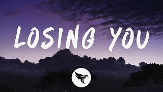 blackbear - LOSING YOU (Lyrics)