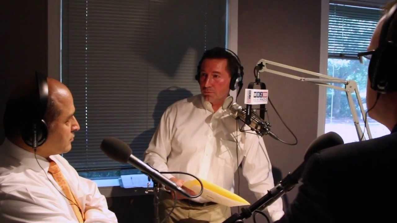 John Buccelli on Real Estate Radio Boston / WBZ AM 1030!