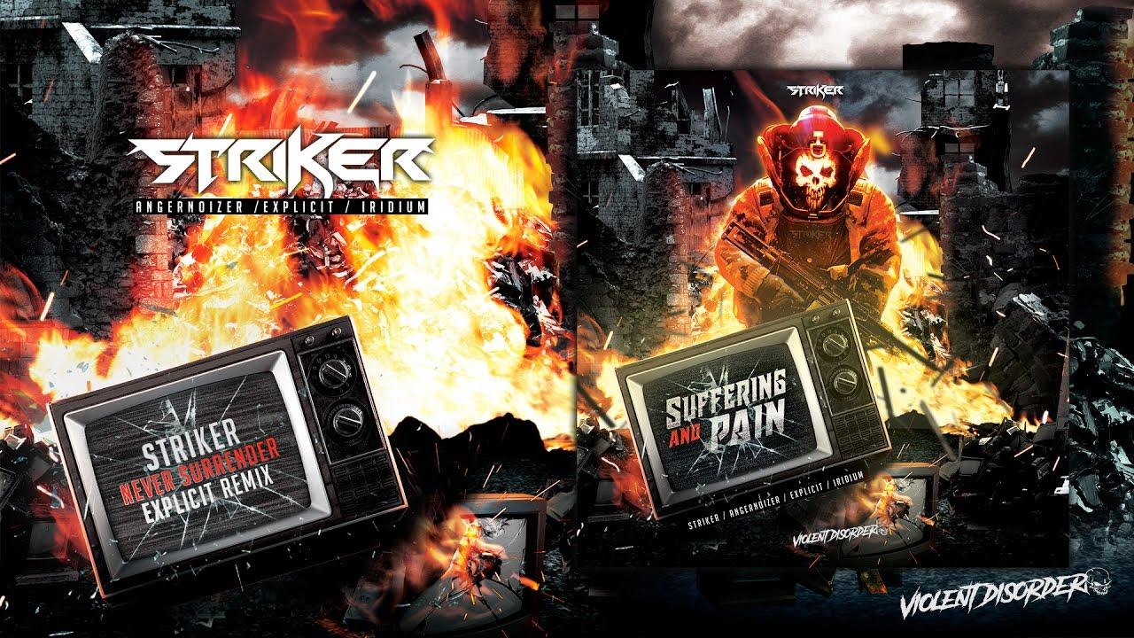 Download Striker - Never Surrender (Explicit Remix) [VDR001]