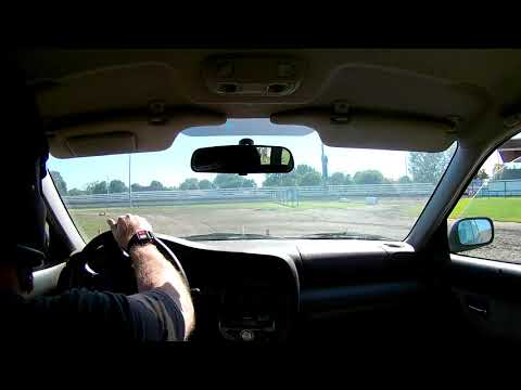 Sean Heinrich Run 5 - Iowa Region SCCA Rallycross Sept 23 - Oskaloosa