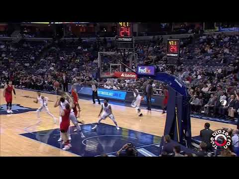 Portland Trail Blazers vs Memphis Grizzlies - Full Game Highlights - March 28, 2018