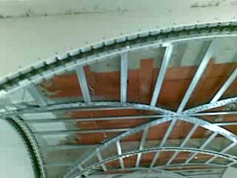 soffitto a crociera - YouTube