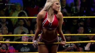 Sexy Alexa Bliss Entrance WWENXT