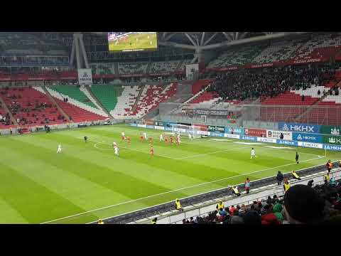 Рубин-Локомотив 0:0. 11.11.2018
