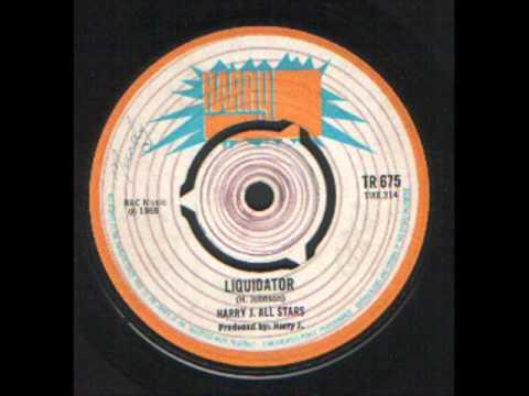Harry J All Stars - Liquidator - Boss Skinhead Reggae.wmv