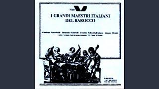 A. Vivaldi: Concerto per due trombini acuti, archi e cembalo in E-Flat Major: Allegro