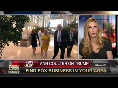 Ann Coulter: Trump better keep his promises