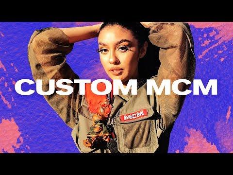 we-customised-mcm-products!-~-nayva-ep-#47-~-fashion-&-beauty