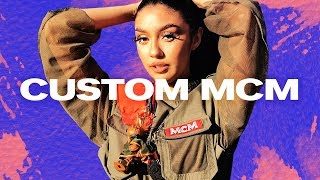We Customised MCM Products! ~ NAYVA Ep #47 ~ FASHION & BEAUTY