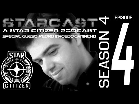 STARCAST - With Pedro Camacho - Exclusive Music from Star Citizen
