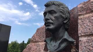 Троекуровское кладбище часть 2 #семенфарада #юрийстепанов #андрейпанин
