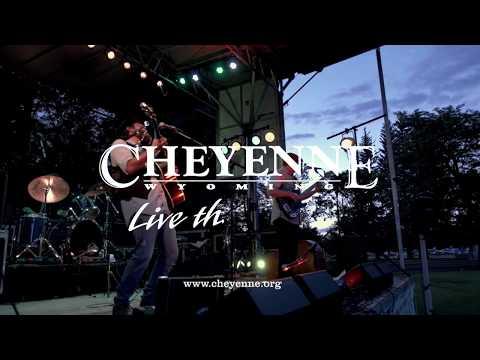 Legendary Cheyenne Wyoming
