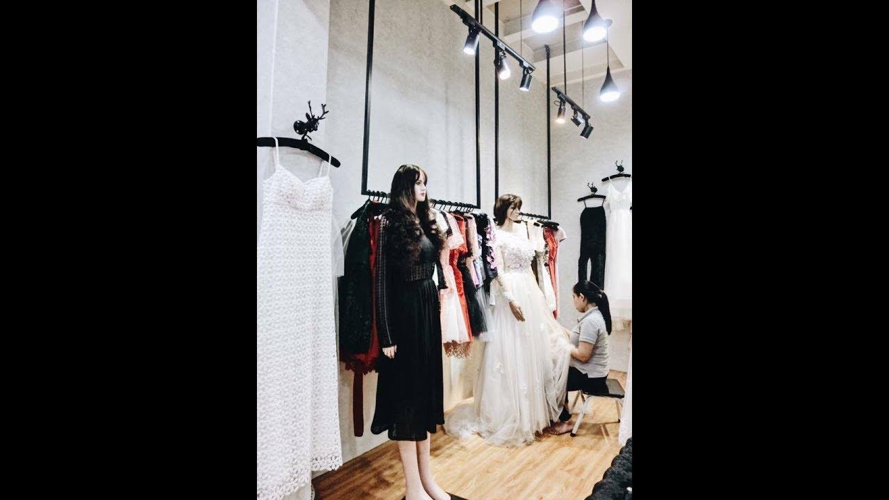THAM QUAN TIỆM MAY CÔ CHINH / VISIT THE MS.TRINH's Tailor
