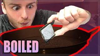 What Happens When You Boil Your CPU in WATER?