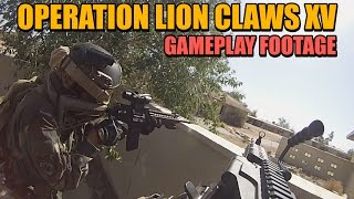Operation Lion Claws XV - AirSplat on Demand