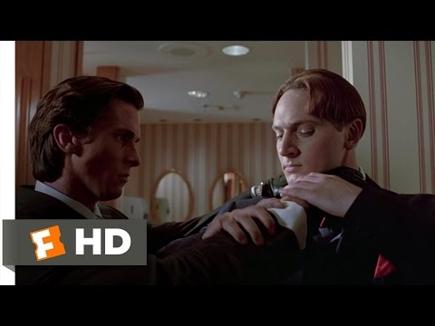 American Psycho 612 Movie   I Gotta Return Some Videotapes 2000 HD