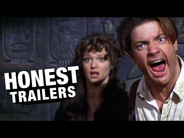 Honest Trailers   The Mummy (1999)