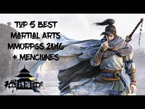 Top 5 Best Martial Arts MMORPGs 2016 + Menciones Al Final