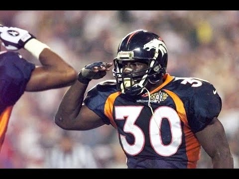 Terrell Davis - The Mile High Salute pt. 1